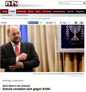 Schulz-Knesset